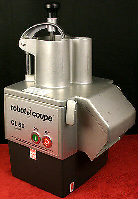 ROBOT COUPE CL50 Series E Commercial Continuous Feed Food Processor - SEATTLE