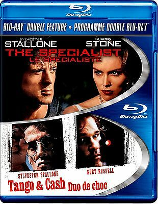New Blu-Ray - Stallone - The Specialist + Tango & Cash // Kurt Russell, Sharon S