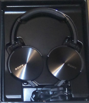 Sony MDR-XB950AP Over-Ear Extra Bass Wired Headphones (Not Wireless)