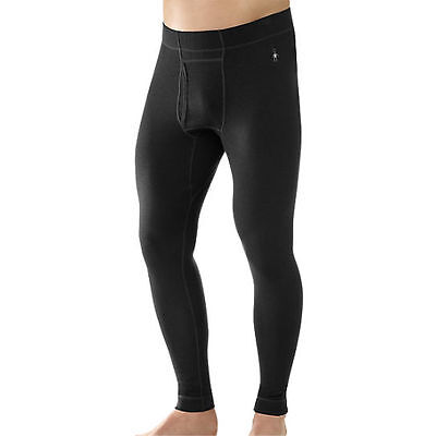 Smartwool NTS MID 250 Bottom, Mens, Black, XL