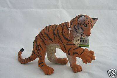 Safari Ltd Vanishing Wild Siberian Tigress Tiger Large Model Retired w/ tag Rare