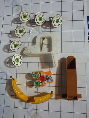 mixed lot 10x NISHIJIN Pachinko repair replacement parts / six ROLLERS and more
