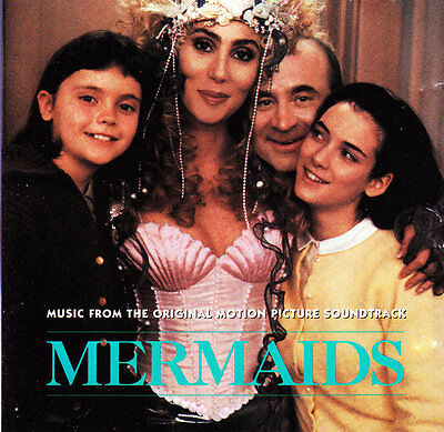 Mermaids-1990-Original Movie Soundtrack-10 Track-CD