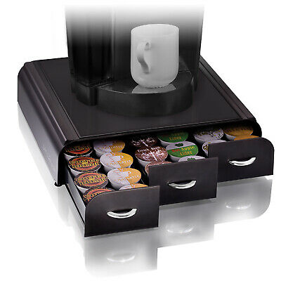 Esselte Anchor 42 Coffee Pod Capacity/Storage/3 Drawers/No Assembly