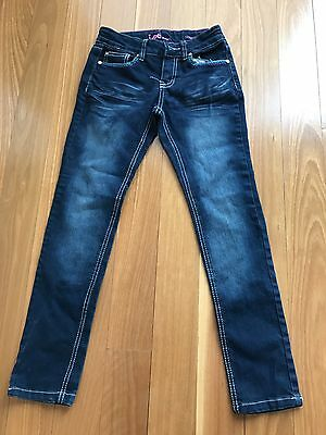 Lee Skinny Girls Jeans Kids Size 8