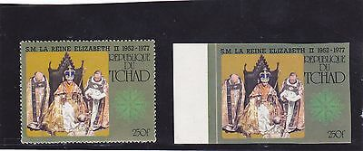 Stamps of Chad.