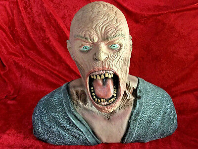 Mummy 1999 Life Size Bust Universal Official Movie Prop Replica Arnold Vosloo