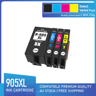 Any 1 of 905XL Ink Cartridges Compatible with HP Officejet Pro 6950 6960 6970