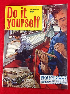 Vintage magazine do it yourself march 1959 299 picclick uk vintage do it yourself magazine september 1963 solutioingenieria Images