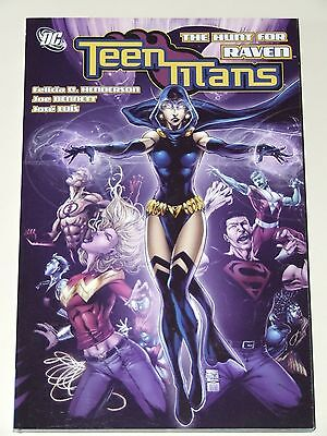 Teen Titans - The Hunt for Raven TPB (2011 DC)