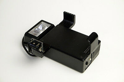 Flash Nissin for SX-70 Polaroid Land Camera Tested Perfectly Working
