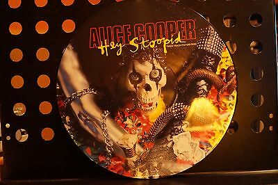 "Alice Cooper  Hey Stoopid  Picture Disc 12"" Vinyl 3 track Single"