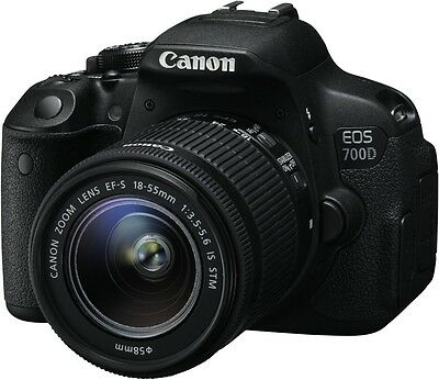 NEW Canon 700DKIS EOS 700D Single Lens Kit