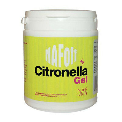 NAF OFF Citronella Gel 750g - mosquito fly insect repellent for horse & pony