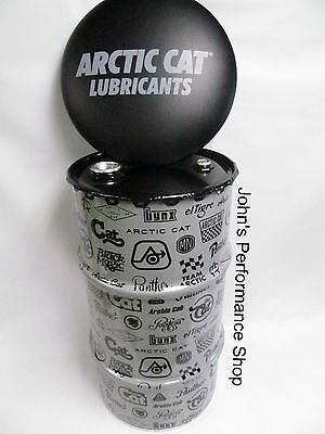 2018 Arctic Cat Limited Edition Collector Oil Drum and Seat 7639-873 7639-874