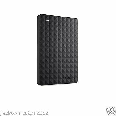 """Brand New Seagate Expansion 2.5"""" 1TB External Portable Hard Drive HDD USB3.0"""