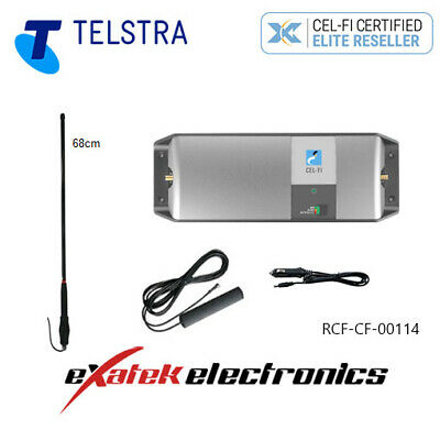 Cel-Fi Go Repeater For Telstra - Trucker/4Wd Compact  Pack Rpr-Cf-00114