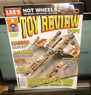 Lee's Toy Review Sept 2008 #191 - Kotobukiya Star Wars / Hot Wheels ++