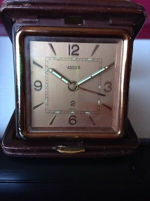 JAEGER clock 2 Days, spare parts, Swiss Made