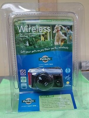PetSafe Wireless Pet Containment System Receiver Collar PIF-275-19 Brand New