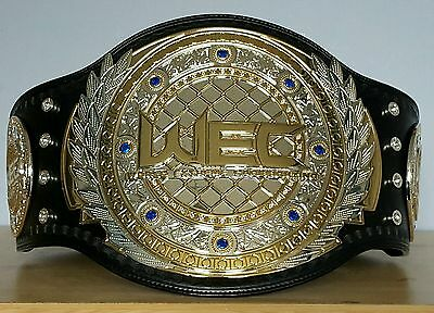 WEC replica championship title belt