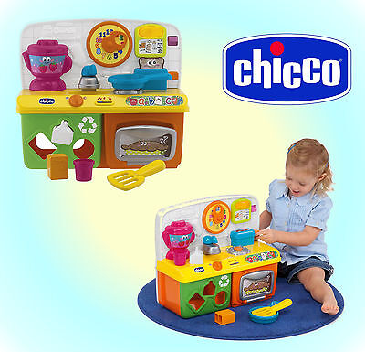 Chicco Toy Talking Kitchen with Sounds and Lights