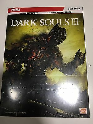 Guía Dark Souls 3 Xbox One Ps4 Pc Prima