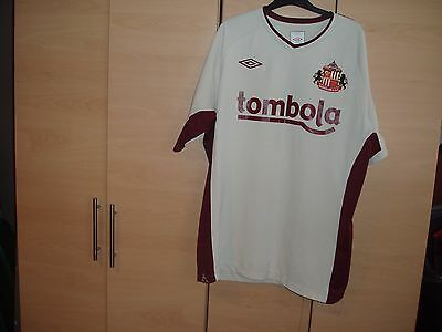Sunderland Football Shirt Mint Condition In A Size Xl Adults