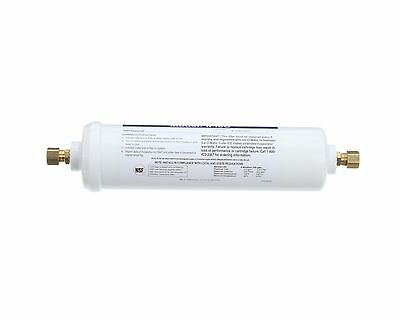 """Ice O Matic IFI8C In-Line 3/8"""" Compassion Water Filter Cartridge New"""