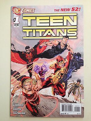 Teen Titans # 1 New 52 (DC) NM