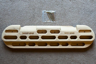 Beastmaker 1000 Series UNUSED Training Hangboard Fingerboard