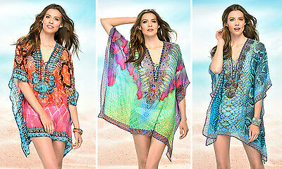 Charlie Paige Swimsuit Cover Up - Various Colors