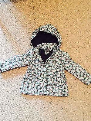 Beautiful Tommy Hilfiger Girls Coat Age 12-18 Months