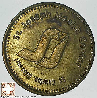 St. Joseph Health Center Parking Token - St. Charles, Missouri *7967
