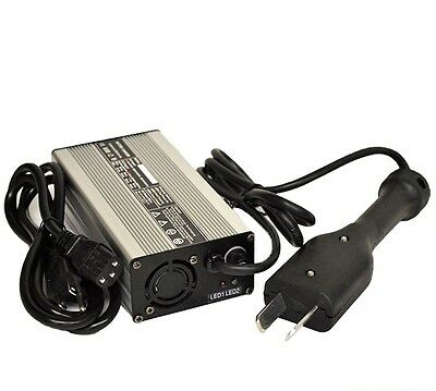 NEW 36V Golf Cart Battery Charger For Ez Go Club Car DS EZgo TXT Crows Foot Plug