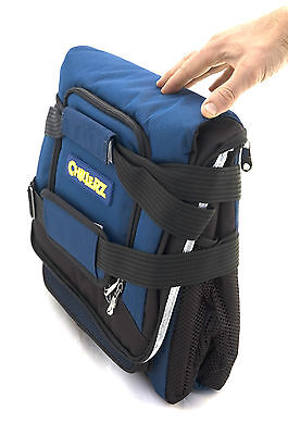 CoolCell The Ultimate-Triple Insulated CoolBag Solution For Camping & Festivals!