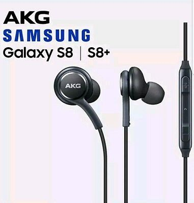 OEM Samsung Galaxy S8 S9 S8+ S9+ note 8 note 9 AKG Ear Buds Headphones Headset