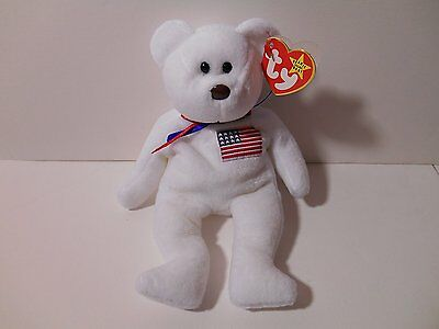 Ty Libearty Beanie Baby