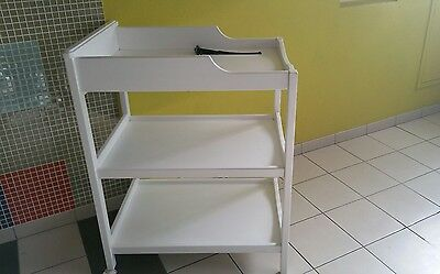 baby change table/changer/ childcare brand