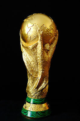 World Cup Trophy - Brazil 2014 - Russia 2018 - 1:1