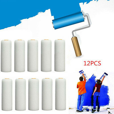 set rullo vernice maniche decorazione pittura strumento decoratori paint roller