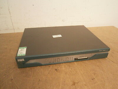 Cisco 1801 V01 Integrated Services Router ** WORKING ** including.VAT **