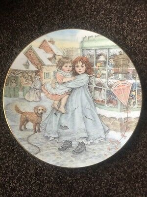 Royal Worcester 'Love' Plate NSPCC Limited Edition