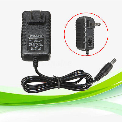 1A6V Battery Charger Adapter AC/DC For Kids ATV Motorcycles Ride On Cars Quad US