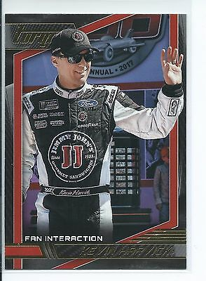 2017 Panini Torque Gold Foil Kevin Harvick #76 One Gold Per Hobby Box