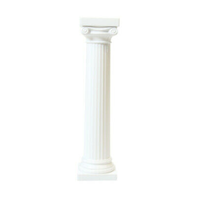 "Wilton 4pk 3"" Grecian Pillars Tiered Support Wedding Cake Separator Stand"