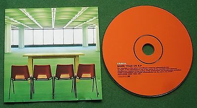 Travis More Than Us 4 Track EP CD1 CD Single