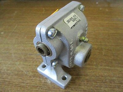 New Tol-O-Matic Float-A-Shaft Right Angle Gearbox 0116-0000