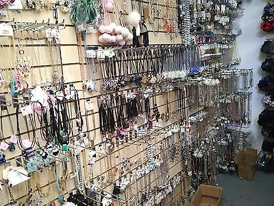 Job Lots of Jewellery & Hair Accessories Brand New Stock Bulk Buy for Resale