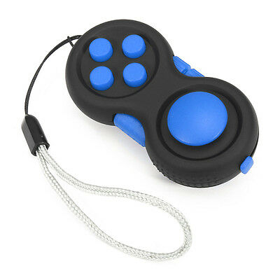 EDC Game Handle Fidget Game Pad Relieves Handle Pad Anxiety Stress Reduce Gadget